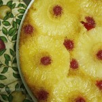 Nigella's No-Fuss Pineapple Upside-Down Cake