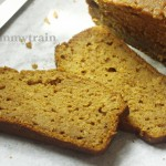 Autumn Sunshine Pumpkin Bread
