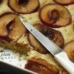 {Dearly Dreaming Dorie} Discovering the Dimply Plum Cake