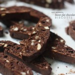 Simple Chocolate Biscotti with Less Fat