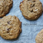 Indescribable Coffee Coconut Chocolate Chip Cookies