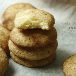 There's sunshine and glitter in snicker doodles