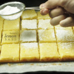 I really like how lemon bars make me feel
