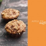 In the absence of actual apple pie– Apple Pie Muffins