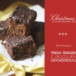 {Countdown to Christmas} Chocolate-Gingerbread Wonder Cake