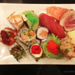 Japanese food overload, Part I: Sushi, rolls, and more sushi!