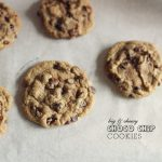 Chocolate chip cookie memories + a VIDEO TUTORIAL for beginners!
