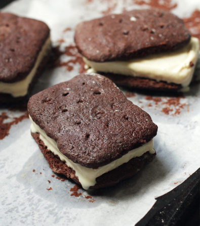 classic is - Rekindling my romance with ice cream sandwiches