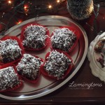 {Christmas Countdown 2013} Just because lamingtons remind me of snow