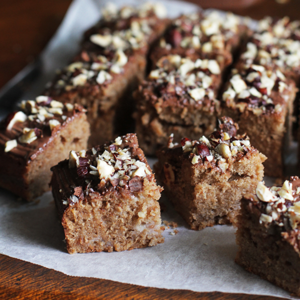 nutebansquares - Banana Nutella Squares born out of excitement