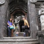 Bali 2014 Day 1: The trio's first adventure abroad!