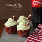 The attack of the Soda Float nostalgia bears Coke Float Cupcakes