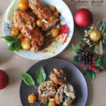 Ushering Christmas feast-making season with a stress-less sort of recipe