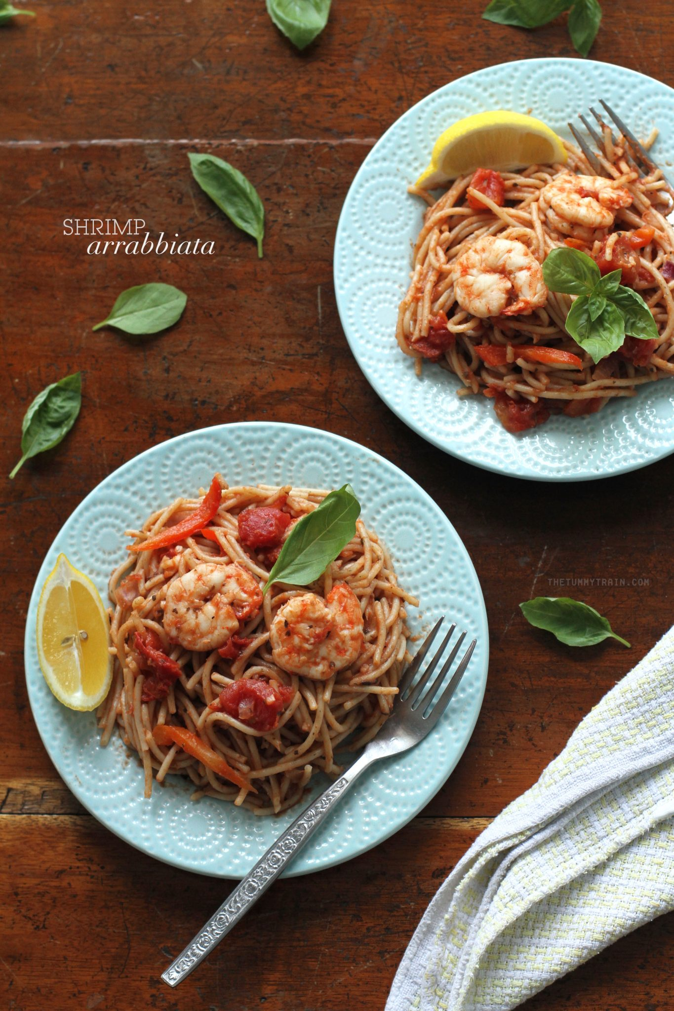 16441898565 be0b1d2090 o - Thinking about pasta and Shrimp Arrabbiata