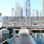 {Dubai 2014} The Awesome Yellow Boat Tour