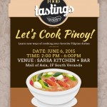 Let's Cook Pinoy with FOOD Magazine!
