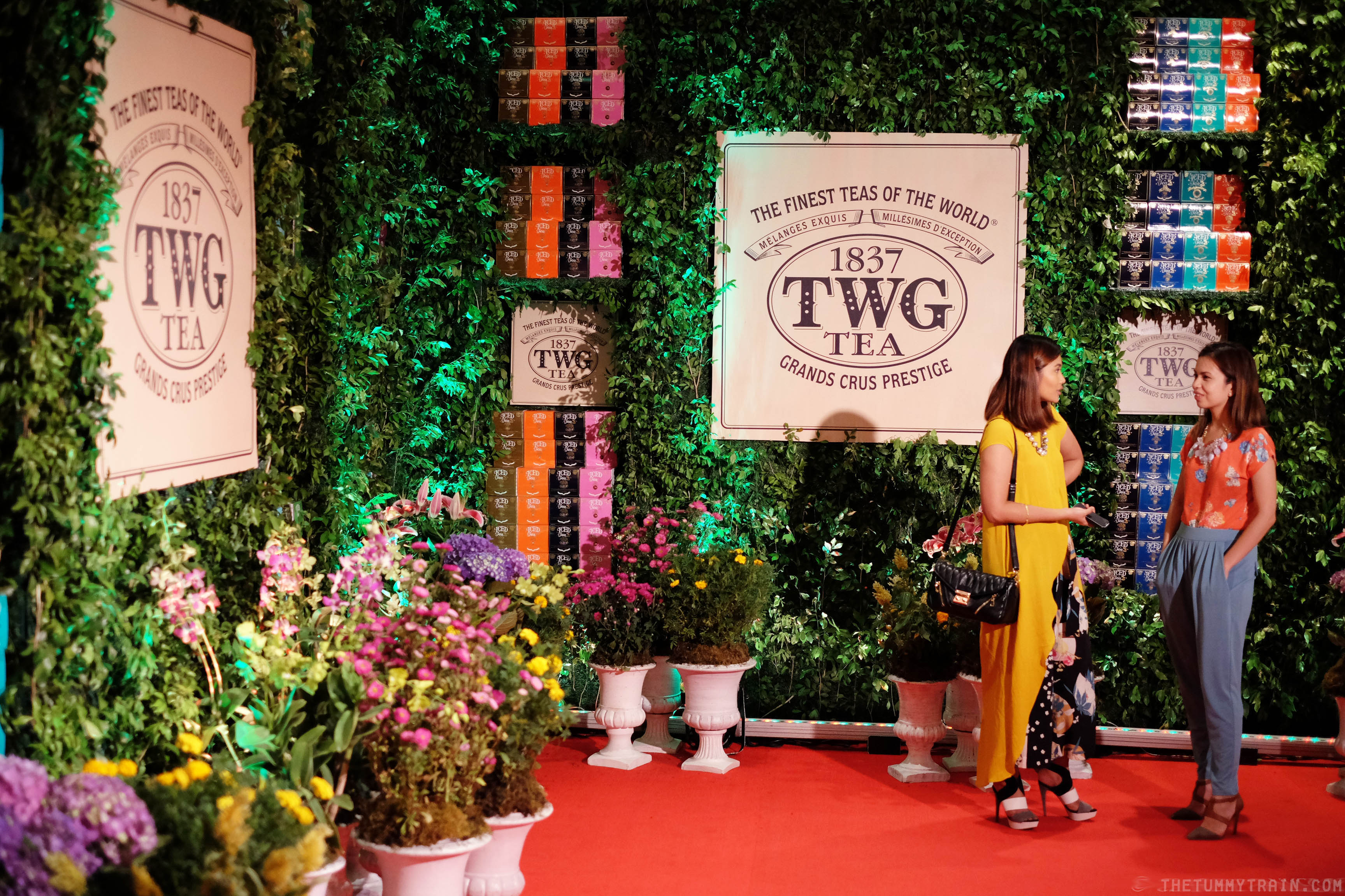 TWG Iced Teas 1 - Beat the heat in luxurious style with the new TWG Iced Teas