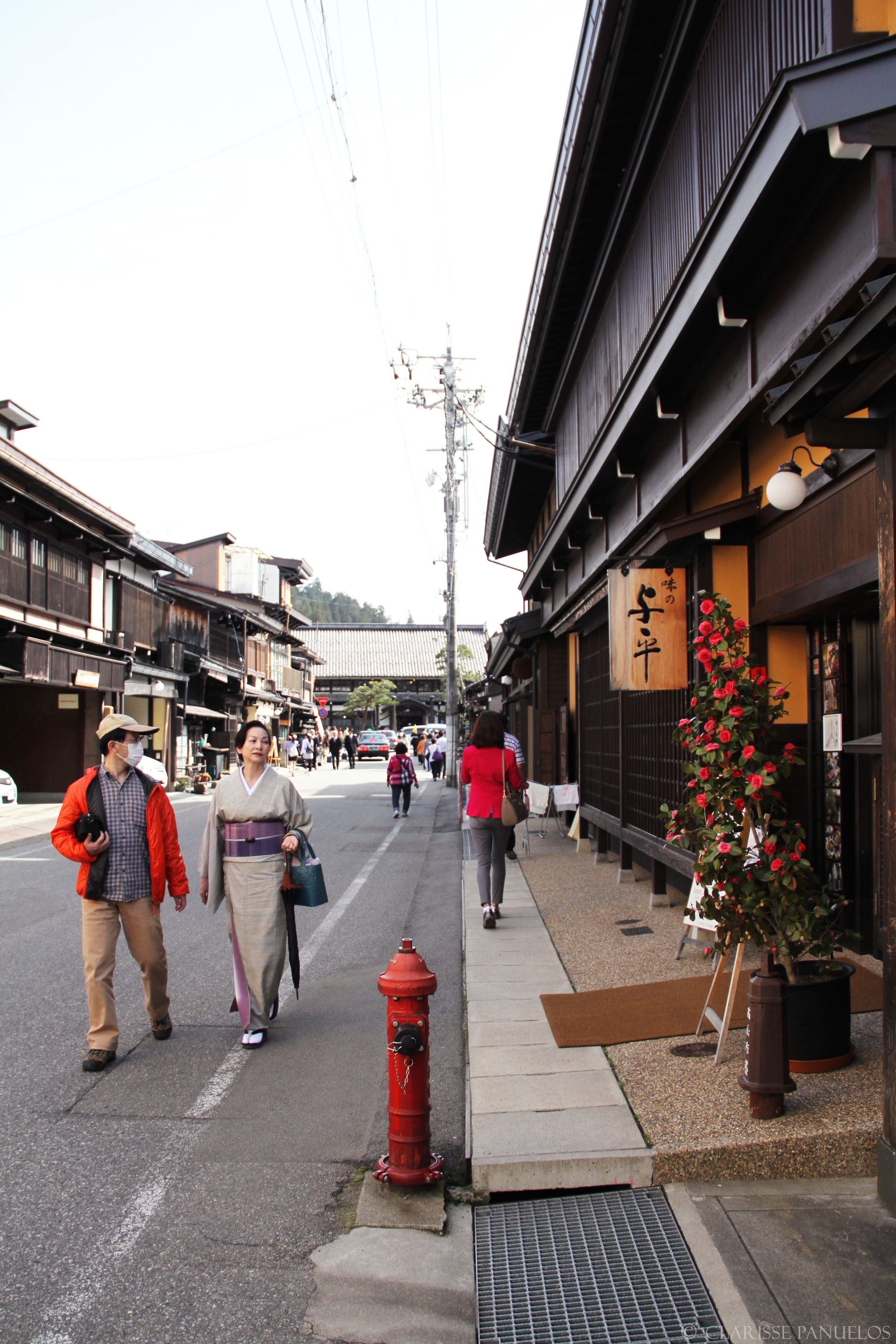 Takayama Old Town MAIN - Japan Travel Blog April 2015: Takayama Old Town