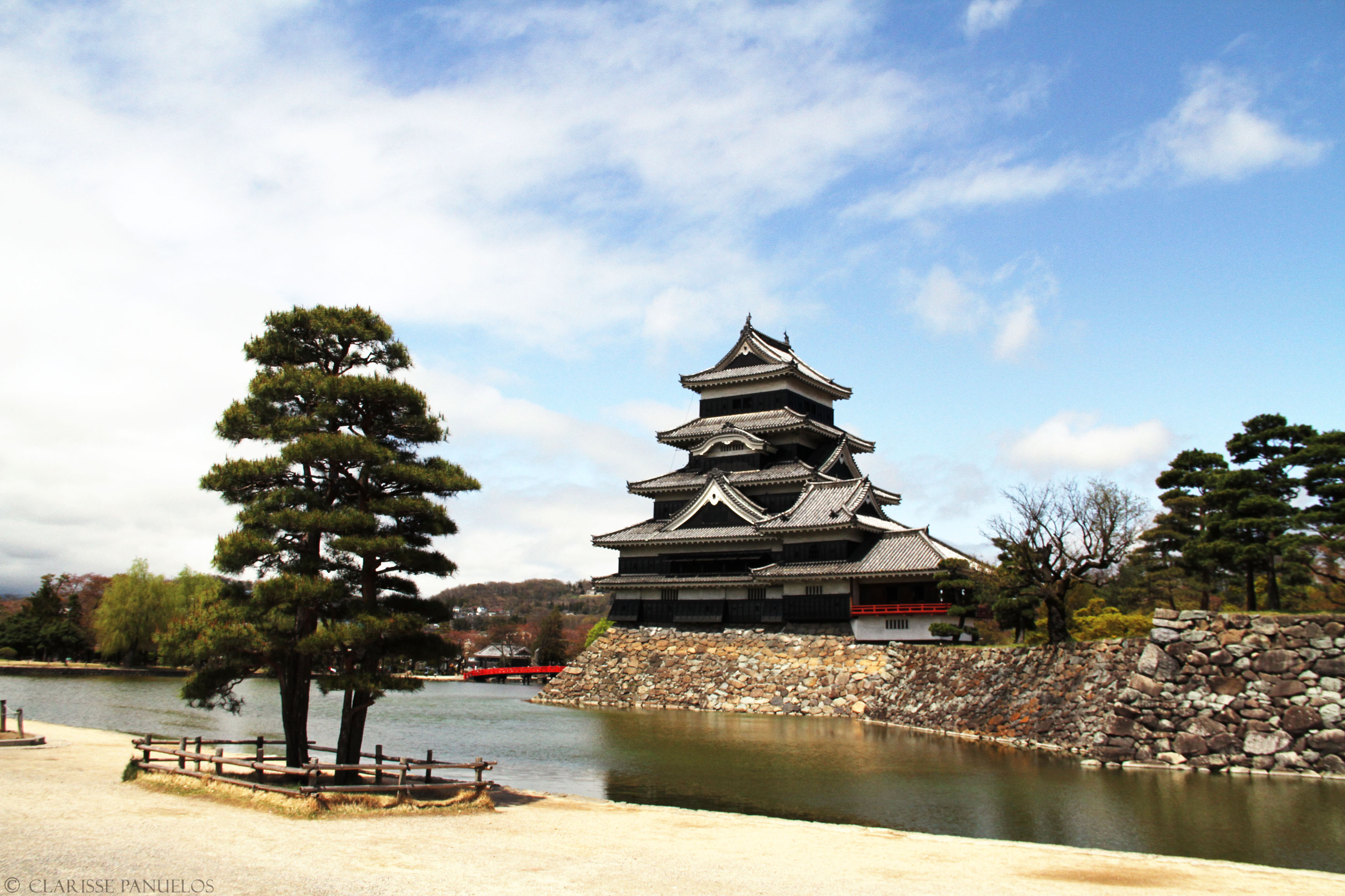 Matsumoto Castle 3 - Japan Travel Blog April 2015: Matsumoto Castle