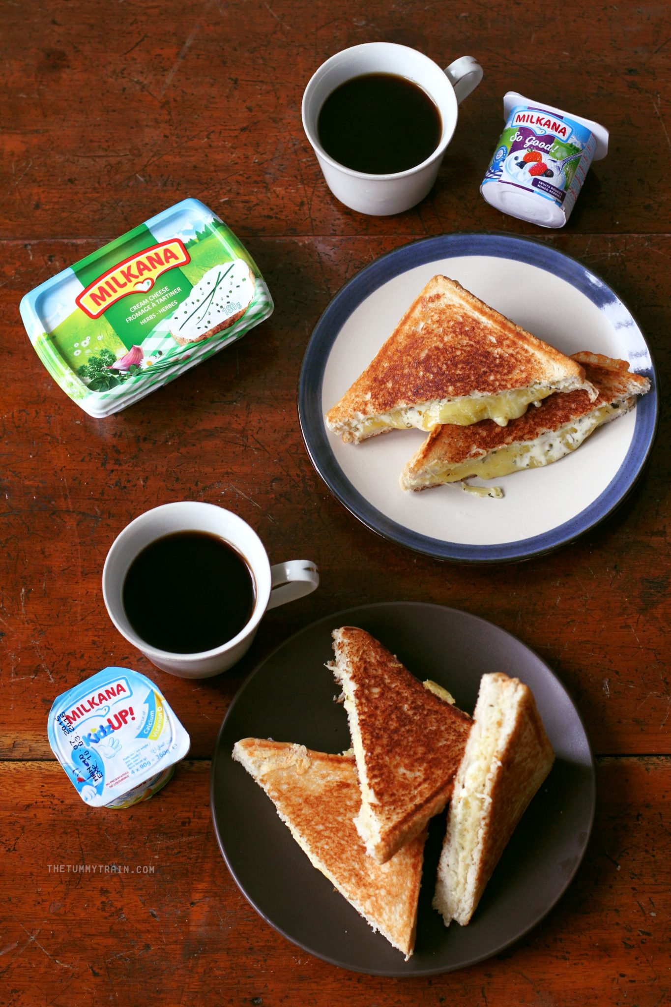 23571294991 83637e6349 o - Milkana Grilled Cheese Sandwiches for a little mid-week treat!