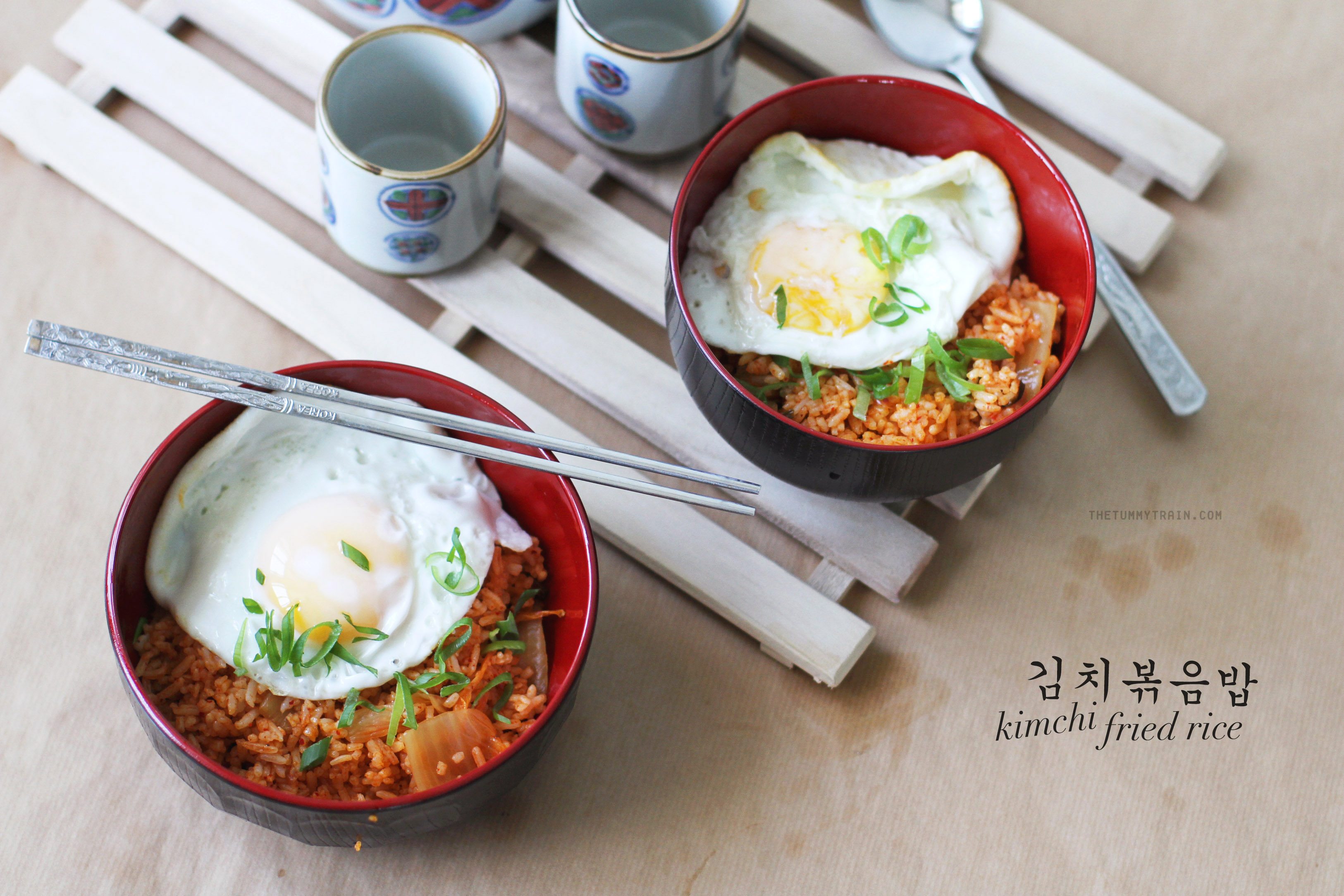 Kimchi Fried Rice 1 - Let's cook Kimchi Fried Rice with the help of Petron Gasul!