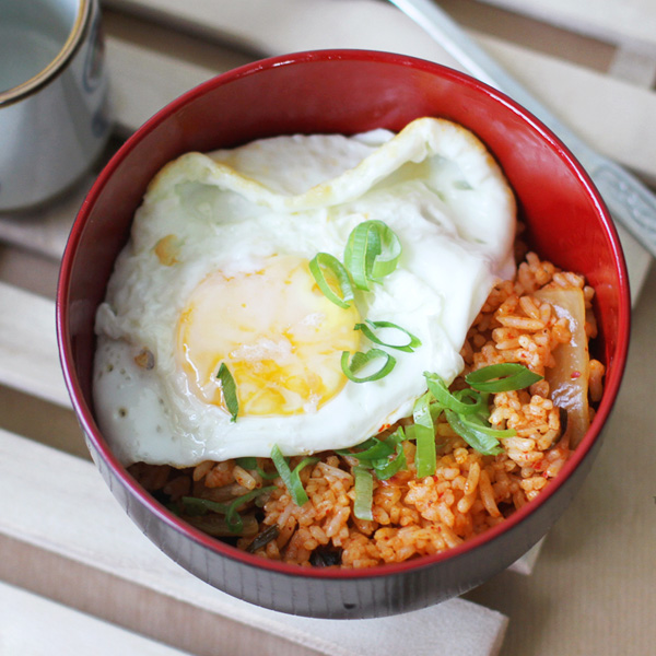 Kimchi Fried Rice - Let's cook Kimchi Fried Rice with the help of Petron Gasul!