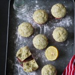 Getting personal with these Lemon Poppyseed Muffins
