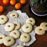 Celebrating with these Lunar New Year Almond Cookies
