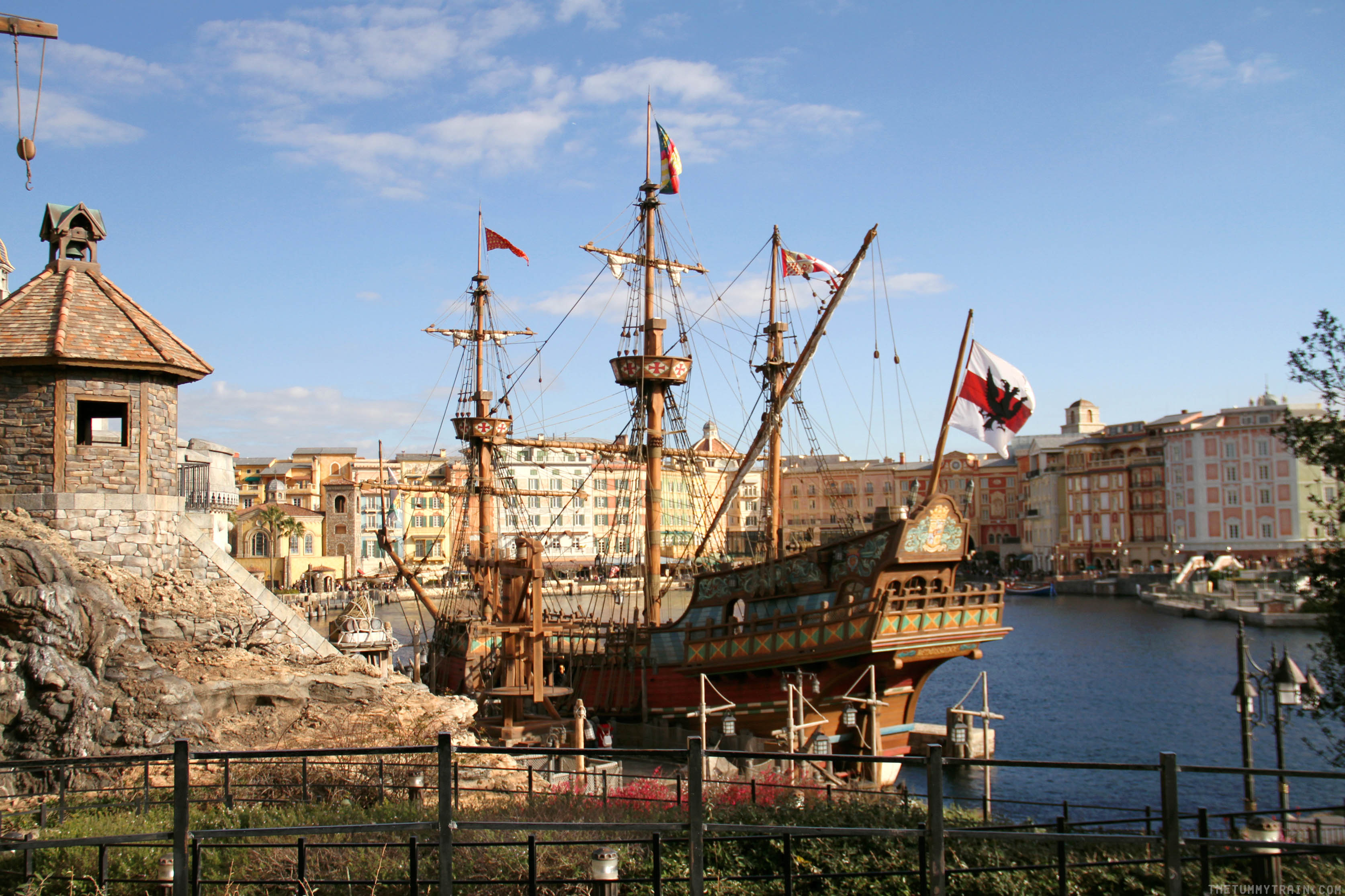 Disneysea 1 1 - {Japan Travel Diary 2015} Second time Tokyo DisneySea [VIDEO]
