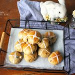 Taking an Easter classic up a notch with Rum Raisin Hot Cross Buns and KitchenAid [VIDEO]