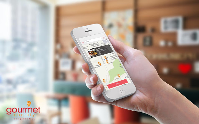 GS App - Foodies, it's time you get hold of the Gourmet Society Card