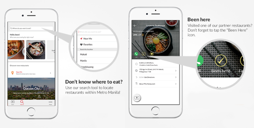 Gourmet Society app - Foodies, it's time you get hold of the Gourmet Society Card