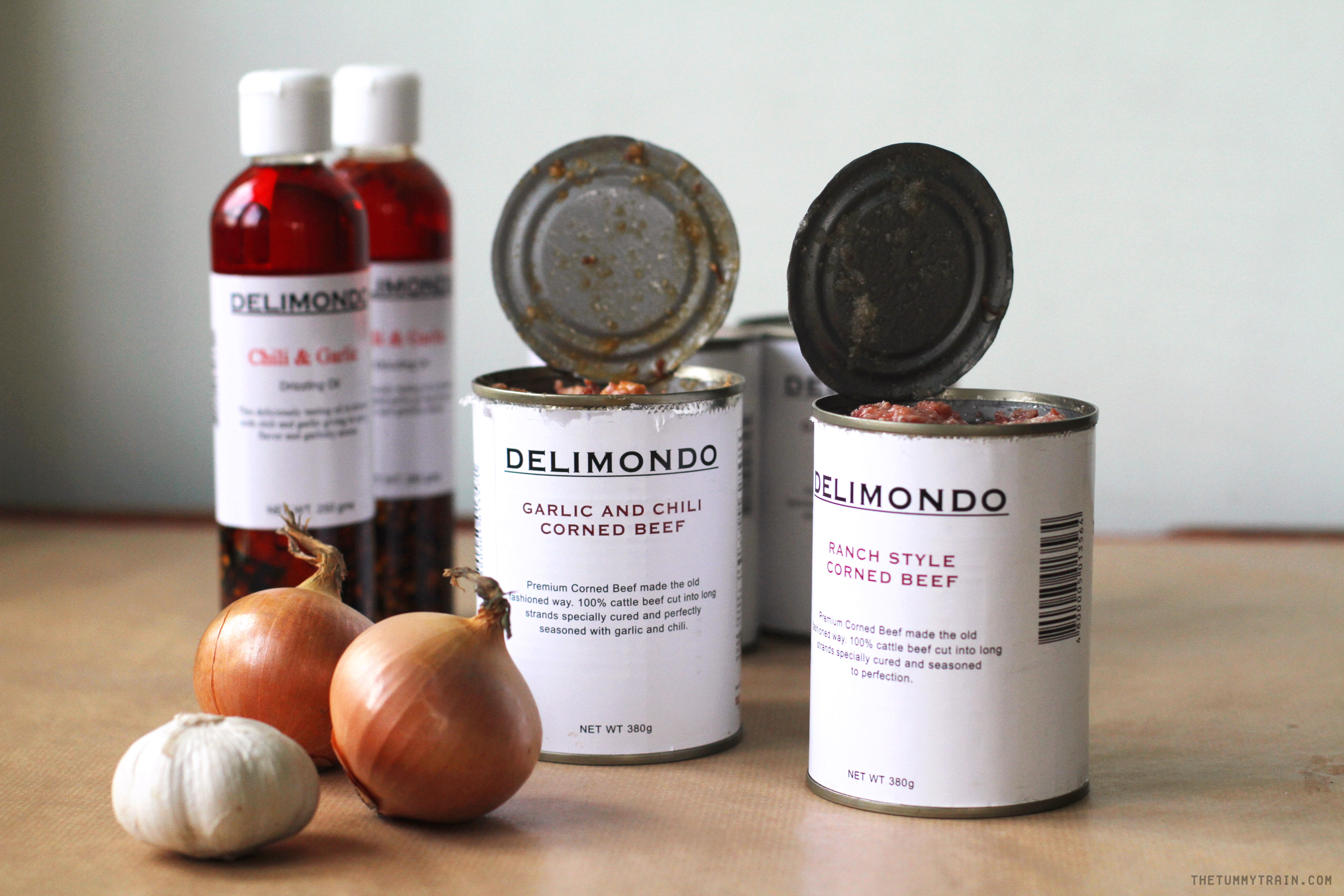 Delimondo 1 - Adding pizzaz to a classic pasta with Delimondo Corned Beef