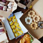 Minions invade Mister Donut + An Overload of Donuts Giveaway!