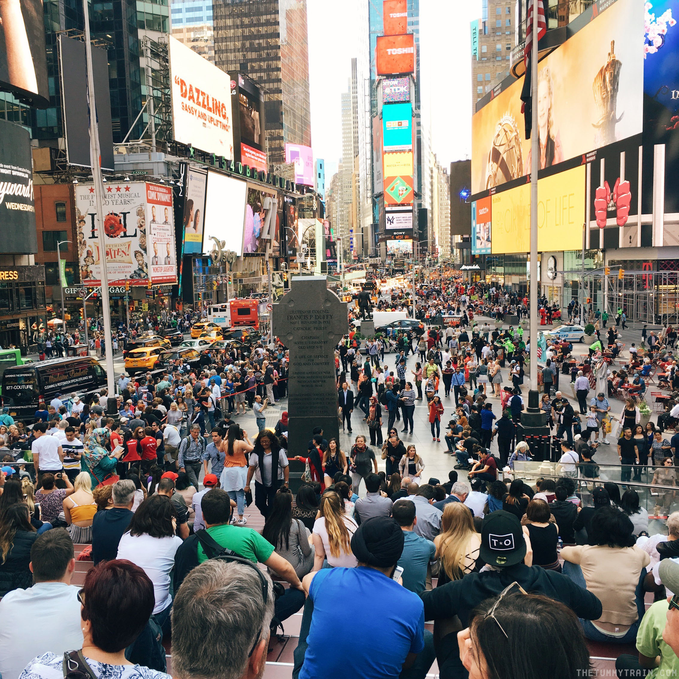 Times Square - 12 Tips for your first time in New York City