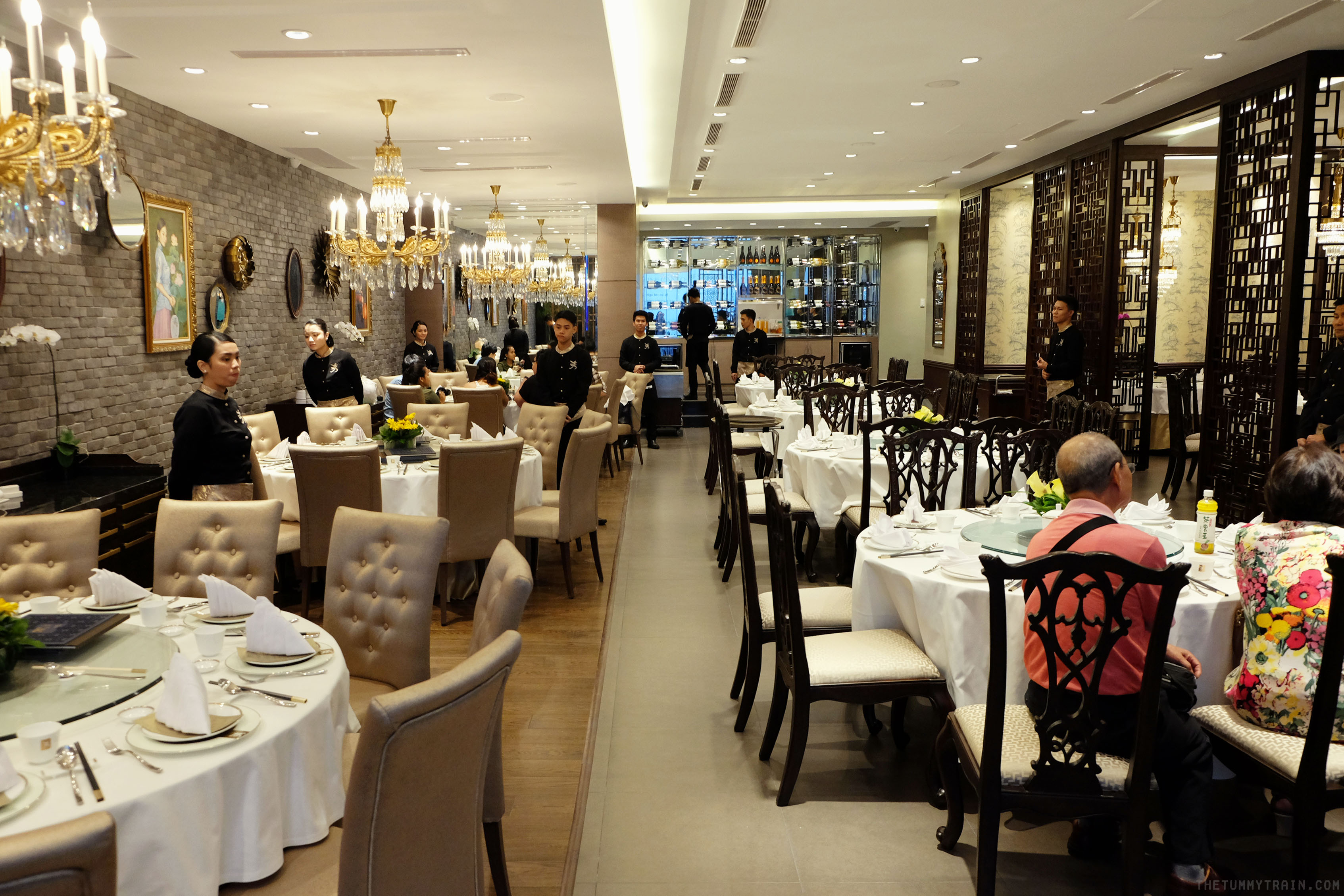 Welcome to Xiu Fine Cantonese Dining