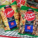 Eat or Retreat: McCormick's Instant Asian Noodles