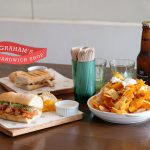 Mr. Graham's Sandwich Shop earns a spot in my favourites list