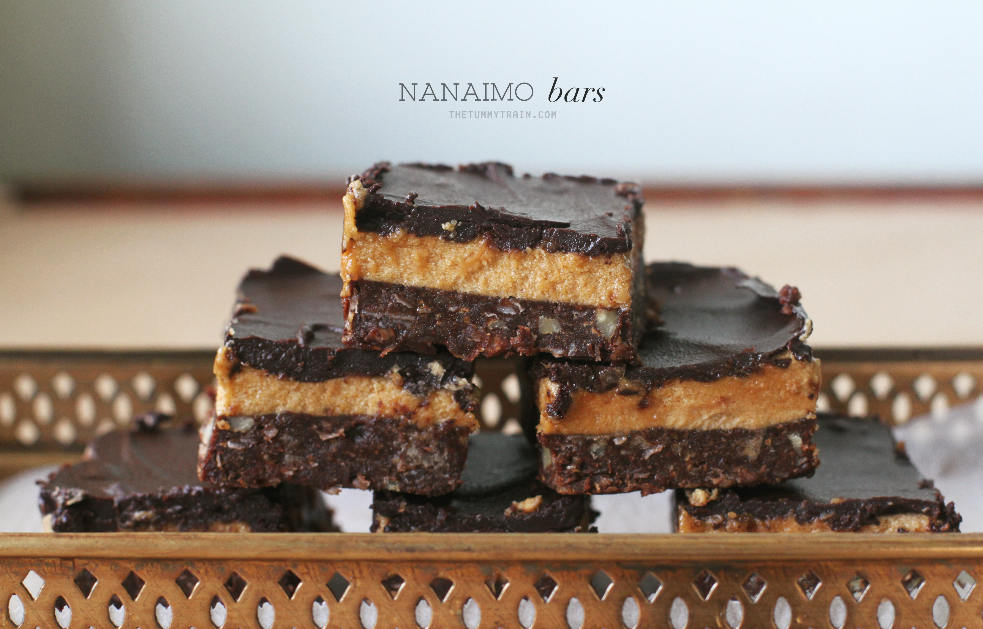 Nanaimo Bars 1 - That thing Canadians call Nanaimo Bars