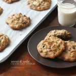 Finding new favourites with these Sweet & Salty Chocolate Chip Cookies [VIDEO]