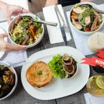 A mighty fine Australian meal at Bondi & Bourke BGC