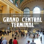 USA 2016 Travel Diary: A feel of the NYC fast life at Grand Central Terminal