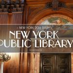 USA 2016 Travel Diary: Cooling down at the New York Public Library