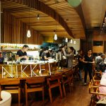 Japanese meets Peruvian cuisine at trendy Nikkei in Legazpi Village