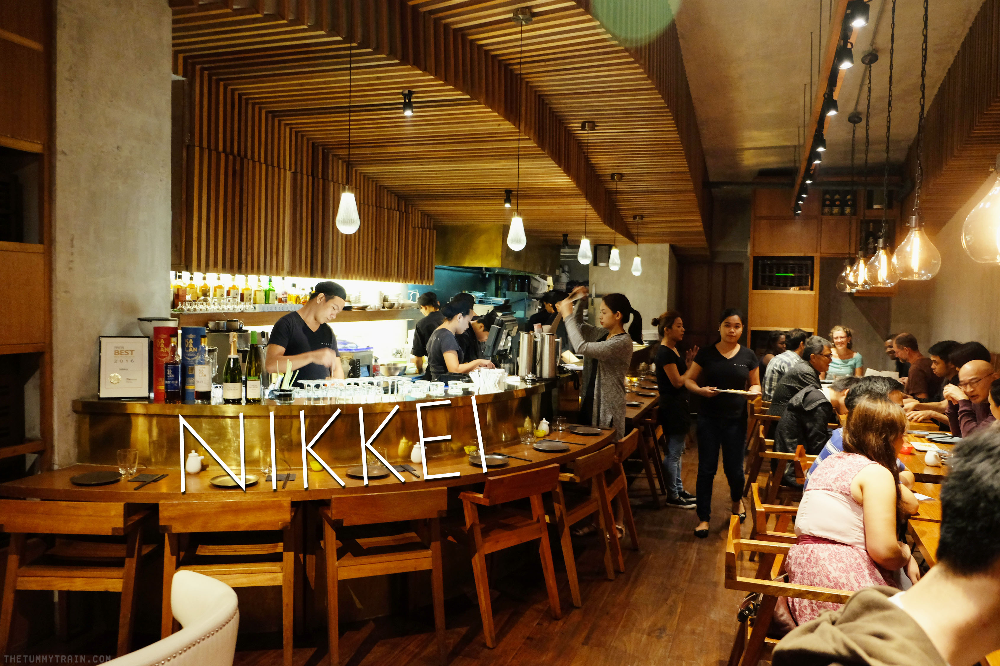 Nikkei featured image - Japanese meets Peruvian cuisine at trendy Nikkei in Legazpi Village