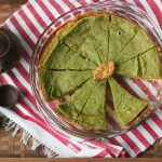 Second chance Matcha Pie using Matcha King's Ceremonial Matcha