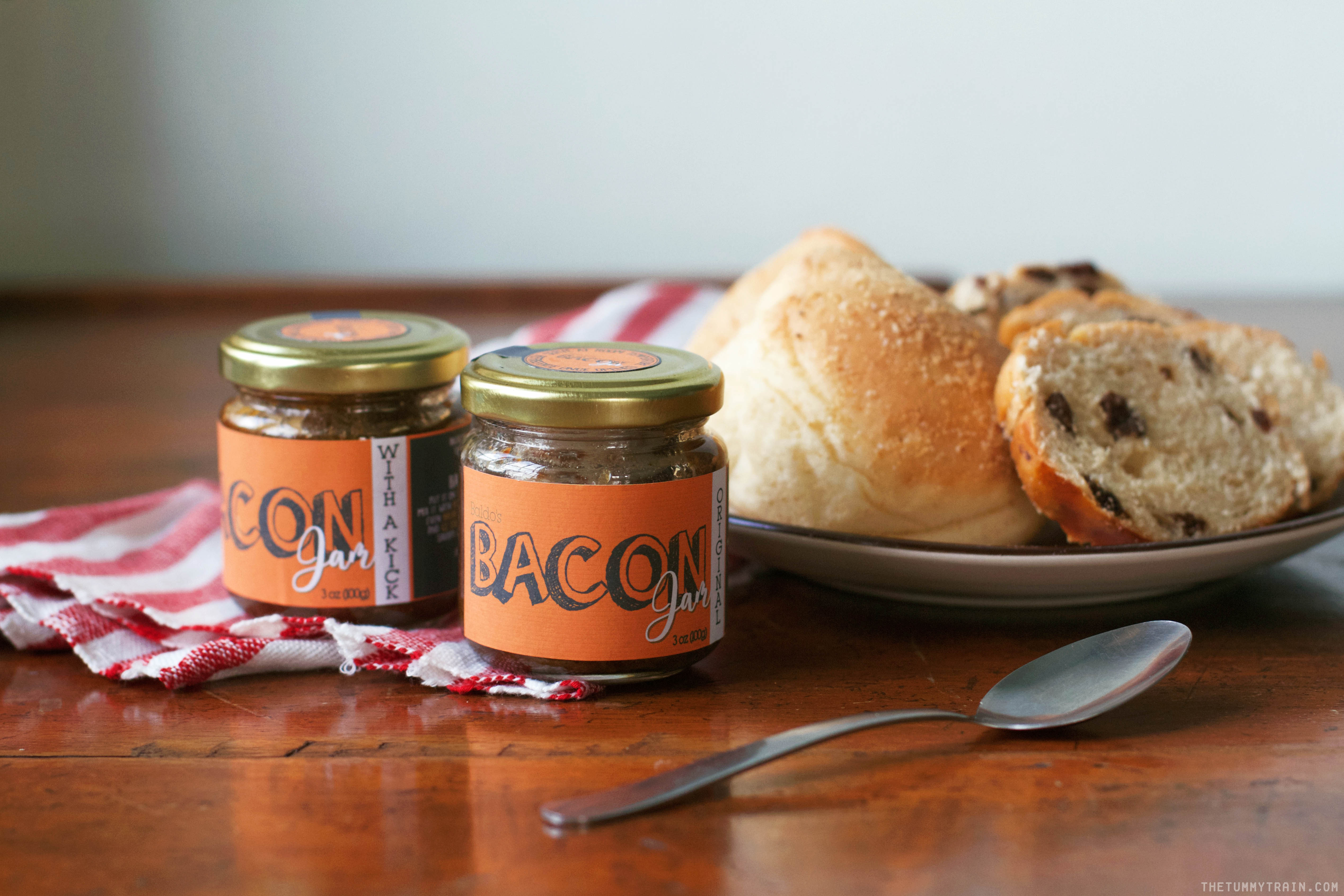 Baldos Bacon Jam 1B - Eat or Retreat: Baldo's Bacon Jam in Original & With A Kick