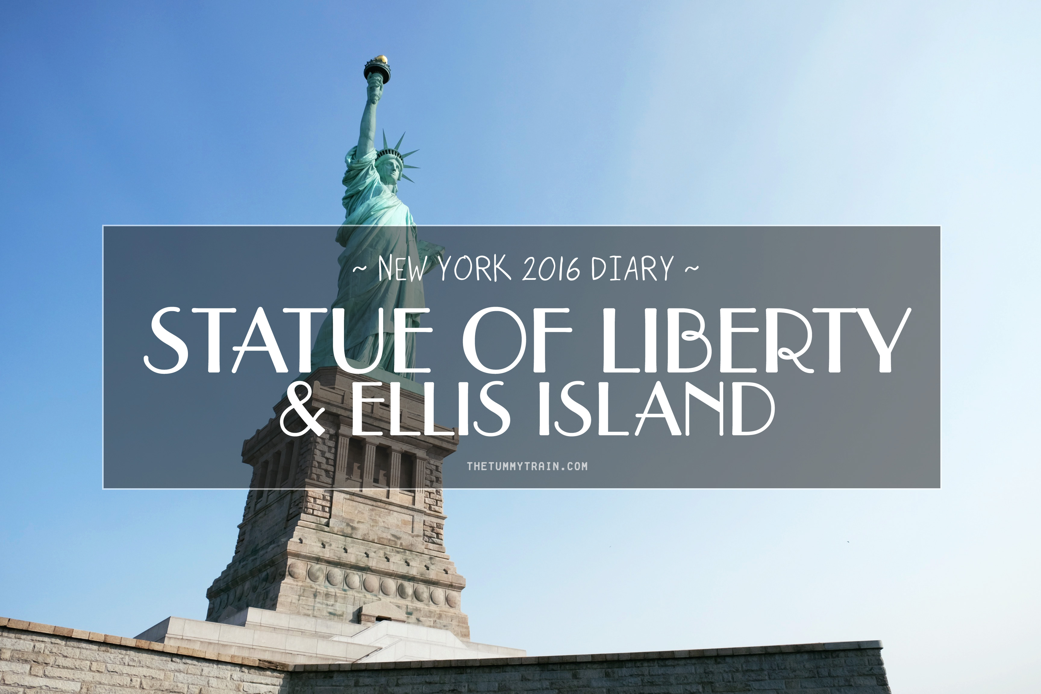 Usa 2016 travel diary behold the statue of liberty usa 2016 travel diary behold the statue of liberty ellis island buycottarizona Gallery