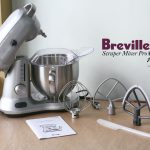 A review on the Breville Scraper Mixer Pro BEM800