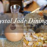 Holiday celebrations with the Crystal Jade Dining In Set Menu